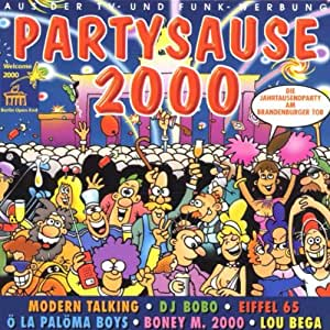 Various - Party 2000 Vol.1