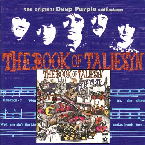The Book Of Taliesyn By Deep Purple On Amazon Music