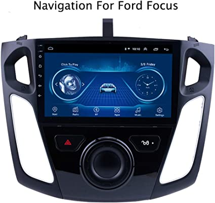 android auto ford focus 2015