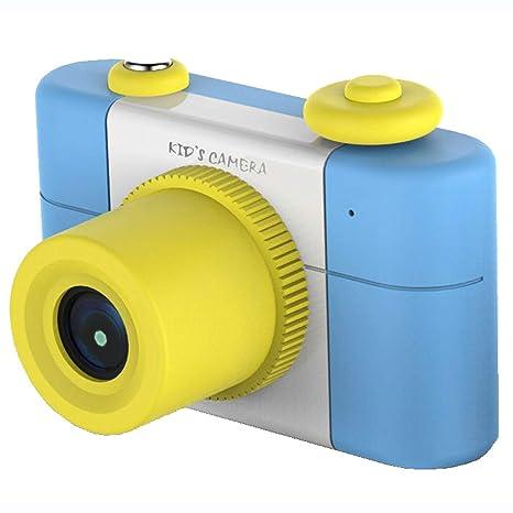 WENYC Pequeño niño Cámara Infantil Mini Juguete Digital Puede Tomar Fotos Video DSLR Lindos niños Resistentes