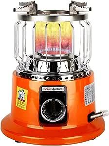 Miwaimao - Estufa de gas para camping, portátil, ajustable ...