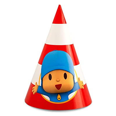 Pocoyo Cone Hat (Stock): Toys & Games