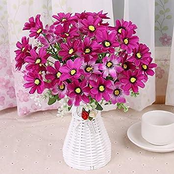 Amazon.com: Emulation flower set floral home decorating the living ...