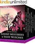 Ghost Mysteries & Sassy Witches (Cozy...