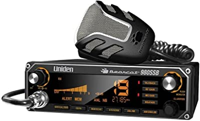 Uniden Bearcat 980 40-Channel SSB CB Radio