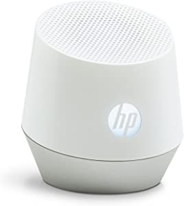 HP S4000 Mini Portable Speaker - Pearl White