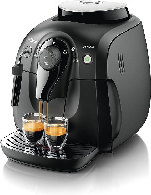 Philips Saeco Xsmall Vapore - Cafetera automática espresso, con ...