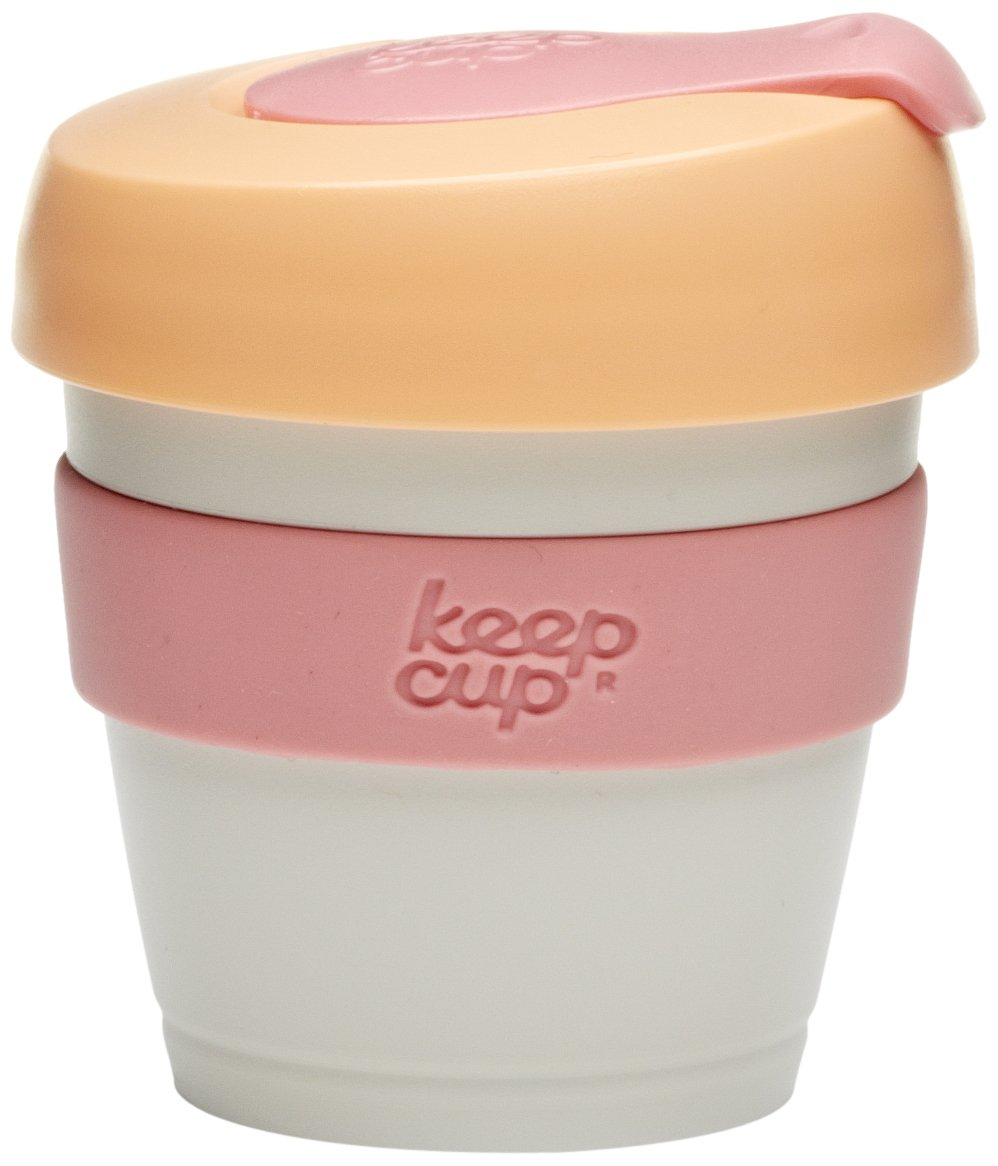 4-Ounce F//S KeepCup The Worlds First Barista Standard Extra Small Reusable Cup