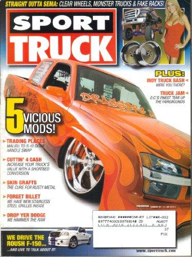 Sport Truck Magazine, Vol. 20, No. 3 (March, 2007)