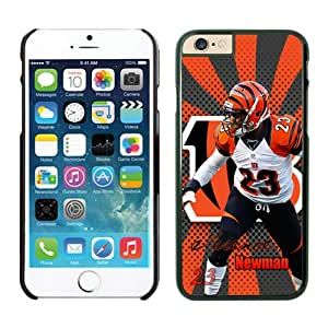 NFL Cincinnati Bengals Terence Newman iPhone 6 Plus Case Black 5.5 Inches NFLIphone6PlusCases12810