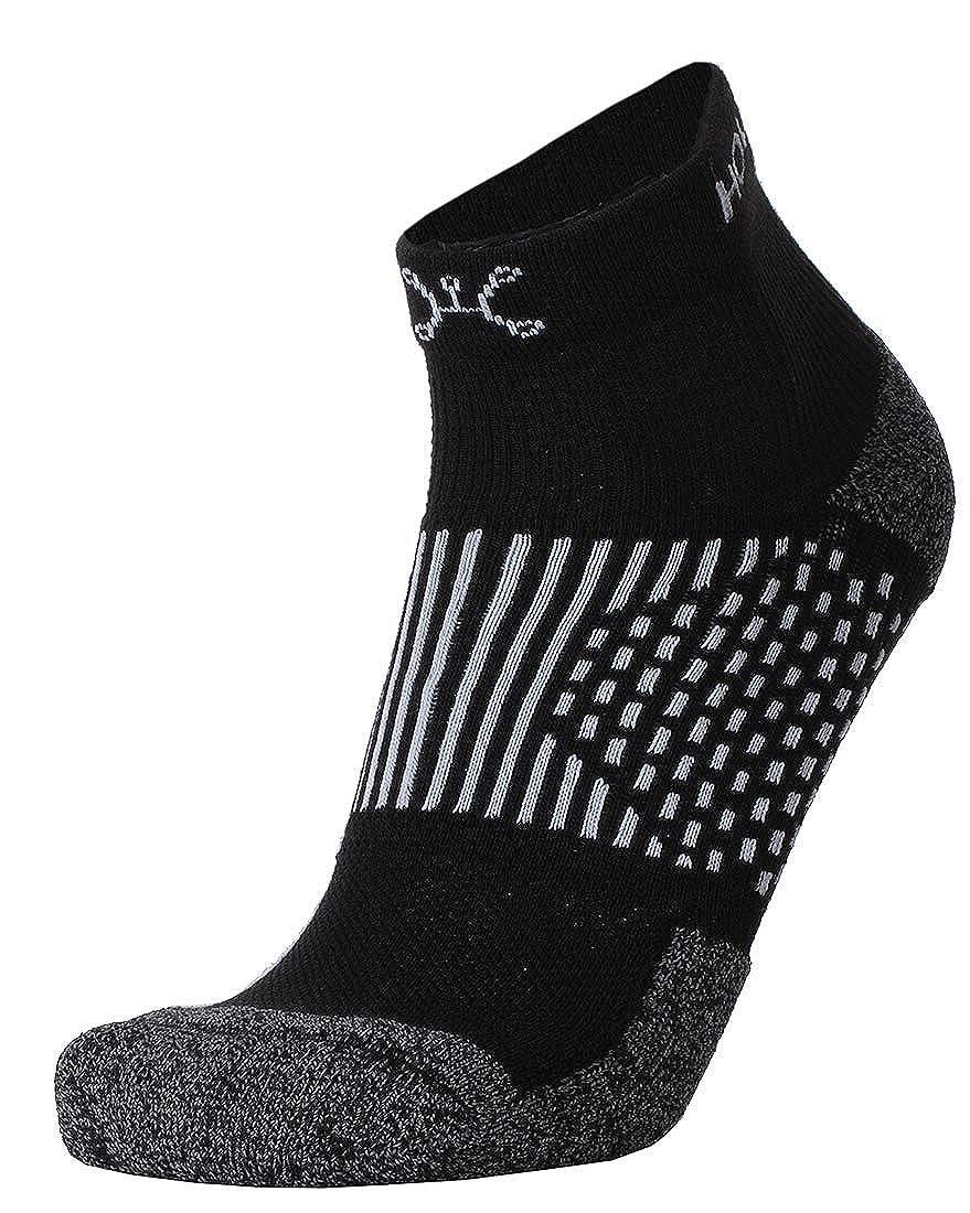 【驚きの値段】 Holstyle ランニング S 靴下 クォーター ソックス (大きなサイズ, 23cm~30cm) トライアスロン, ソックス マラソン, マラソン, テニス, メンズ, レディース B07FCYXQY8 ブラック S S|ブラック, 日原町:385bab8a --- granit.rv.ua