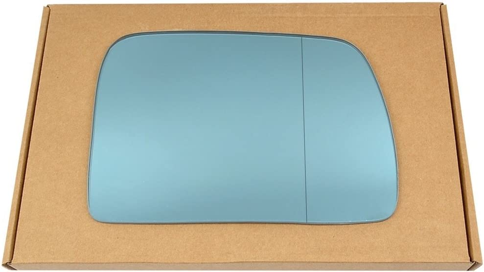 Wide Angle Right driver side Blue Wing mirror glass # BMx5//b00-1906770//590