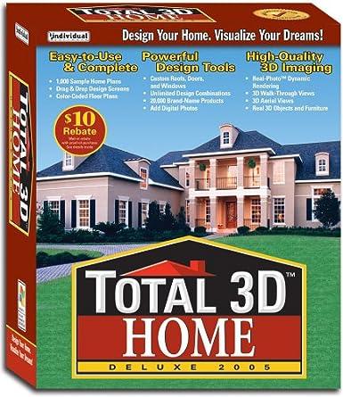 Amazon Com Total 3d Home Deluxe 8