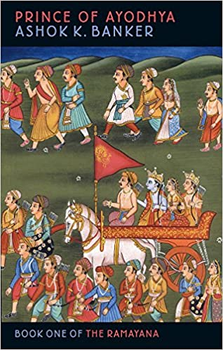 ASHOK K BANKER PRINCE OF AYODHYA EPUB DOWNLOAD