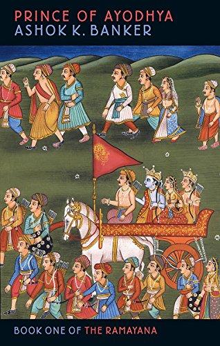 Prince of Ayodhya (Ramayana series)