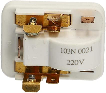 Danfoss 103N0021 - Dispositivo de arranque para AEG 2425144017 ...
