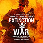 Extinction War: The Extinction Cycle, Book 7 | Nicholas Sansbury Smith