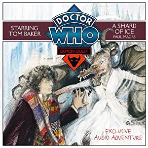 Doctor Who: Demon Quest 3 - A Shard of Ice Radio/TV Program