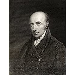 William Hyde Wollaston 1766-1828 British Scientist And Philosopher Engraved By JThomson After J Jackson From The Book National Portrait Gallery Volume I Published 1830 Poster Print (13 x 17)
