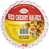 Paradise Cherry Halves, Red, 8 Ounce