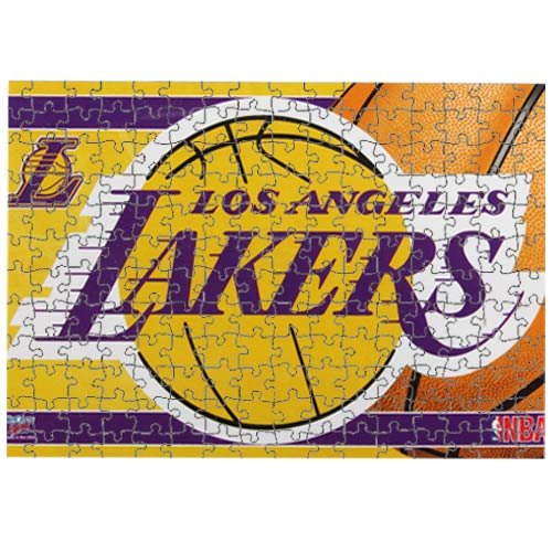 Wincraft NBA Los Angeles Lakers Puzzle in Box (150 Piece) b3d67244d