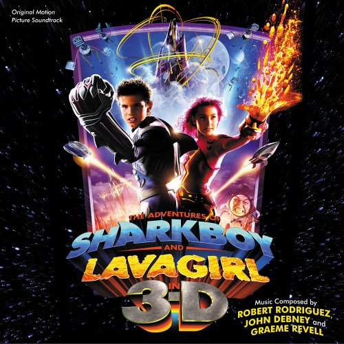 The Adventures of Sharkboy and Lavagirl -