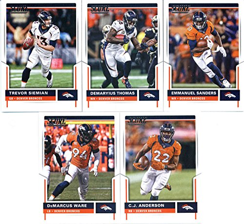 Denver Broncos Team Set - 3