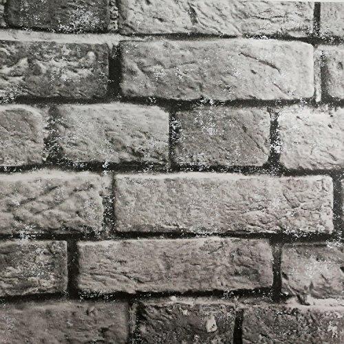 Art Deco Abstract Smooth 3D Brick Woven Wallpaper for Hair Salon Restaurant Rough Room Filming (Match Stripes Wallpaper)