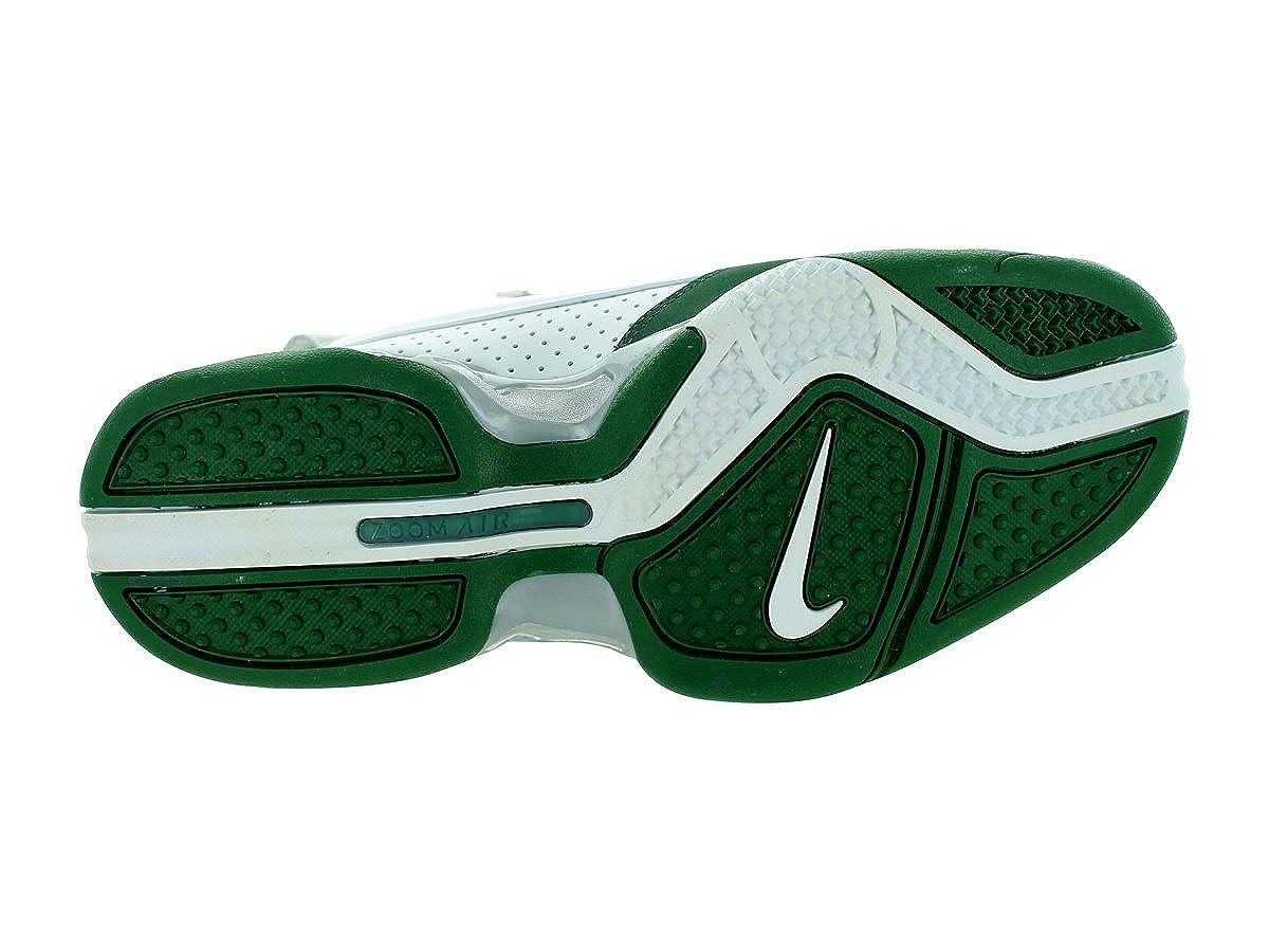 online store ee349 503f4 Amazon.com   NIKE Air Zoom Vick II Black White 599446-003 Black White    Fashion Sneakers