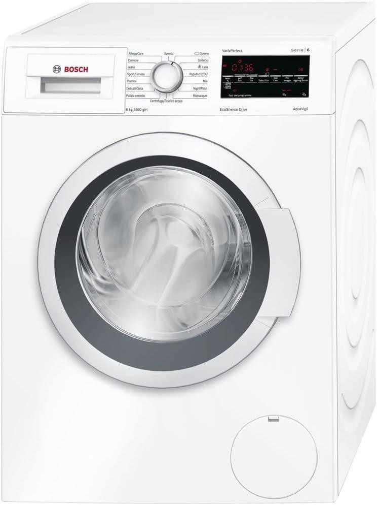 Bosch Lavadora wat24438it Silence Eco Drive 8 kg clase A + + + ...