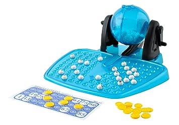 JUEGO  BINGO  · juego de números con una verdadera máquina de sorteo ·  permitirá 5c07ab909e7b0