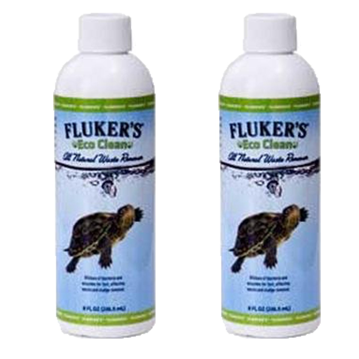 Fluker Labs SFK43000 Eco Clean All Natural Reptile Waste Remover, 8-Ounce TopDawg Pet Supply 919305