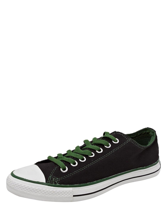 Converse Men Dark Green Canvas laceup9