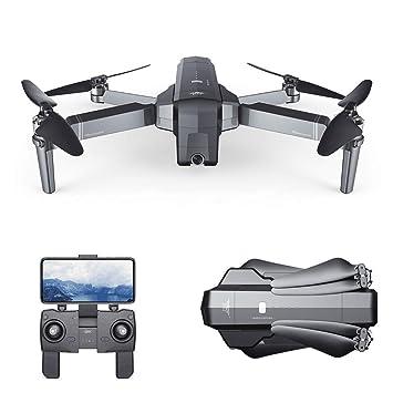 MY-COSE Quadcopter RC Profesional con cámara, dron sin escobillas ...