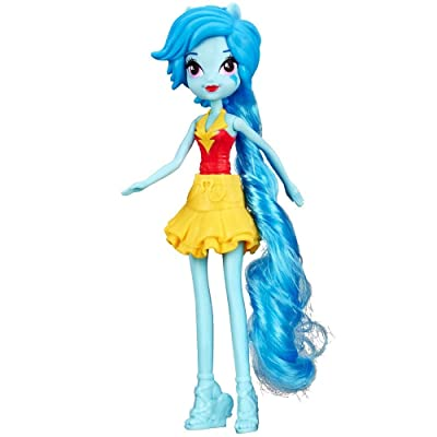 My Little Pony Equestrian Girls Rainbow Dash: Toys & Games