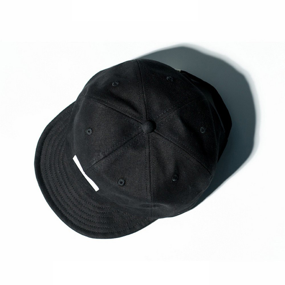 Clape Summer Casual Short Bill Cap Cotton Twill Cycling Cap Snapback Flat Hat
