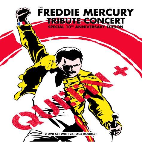 Queen: The Freddie Mercury Tribute Concert
