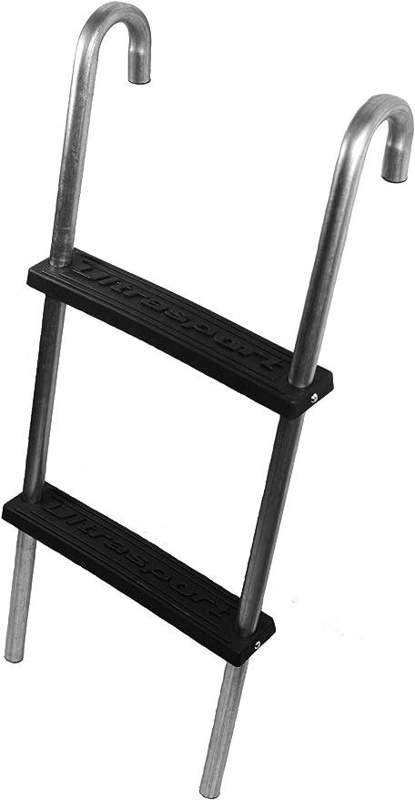 Ultrafit Escalera para cama elástica: Amazon.es: Juguetes y juegos