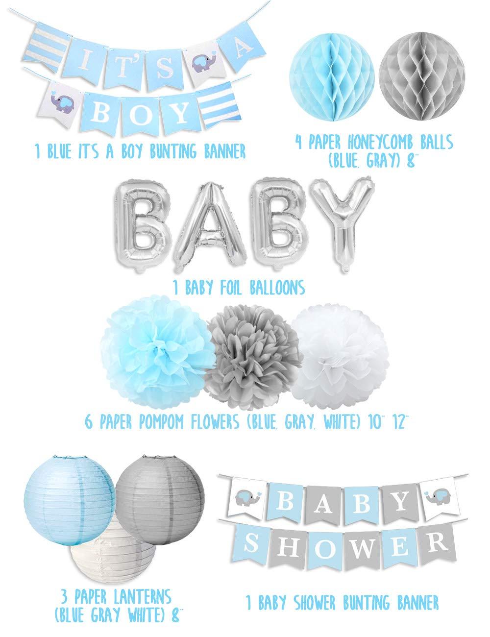 Baby Shower Decoraciones para el niño