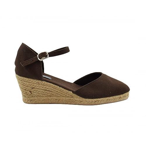 Femmes Chaussures Marron Benavente 3relIJICj