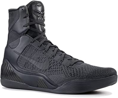Nike Kobe 9 Elite FTB 'Fade to Black