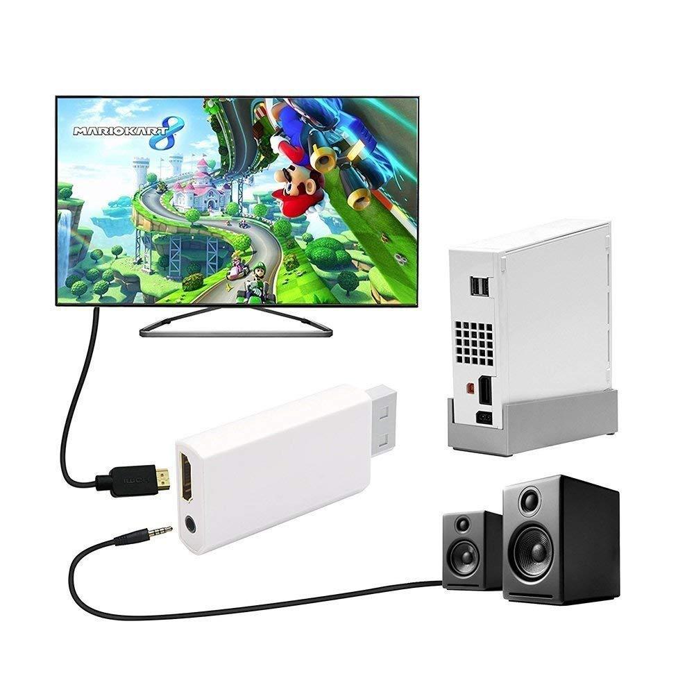 Infradito colorati estivi con finte perline Zhiyuan nero + bianco + 1 m Cavo da Wii a HDMI