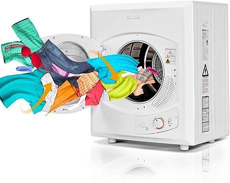 DREAMADE - Secador de secadora, con tambor, 4 kg, 1400 W, color ...