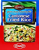 Dynasty Cantonese Fried Rice Seasoning Mix, 0.75 Ounce (Pack of 24)