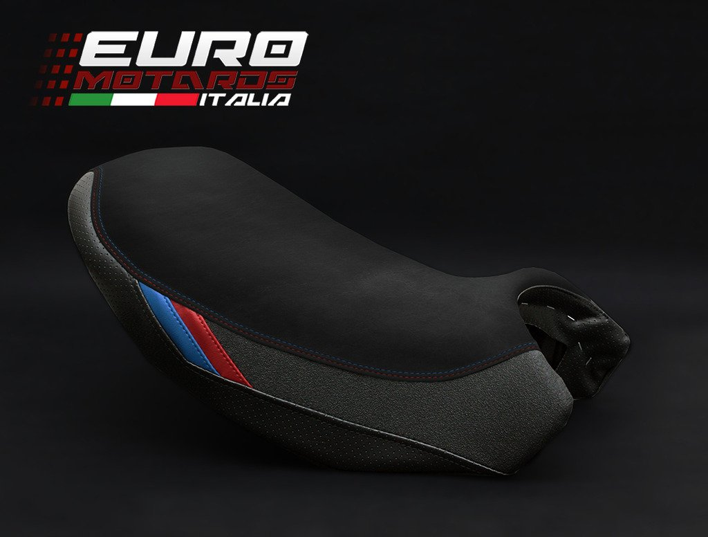 BMW R1200GS 2013-16 Luimoto Motorsports Tec-Grip Seat Cover For Rider FITS LOW SEAT ONLY