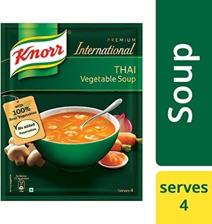 Knorr International Thai Vegetable Soup 46 g