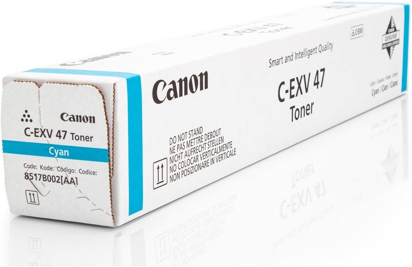 Toner original para Canon IR de c 350 IF Canon cexv47, C de exv47 ...