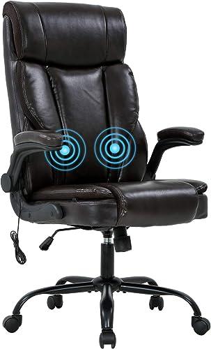 Office Chair Ergonomic Desk Chair Massage Computer Chair