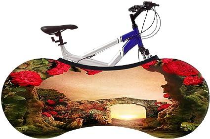 Funda para Bicicleta - La Mejor Solución para Mantener Los Pisos Y ...