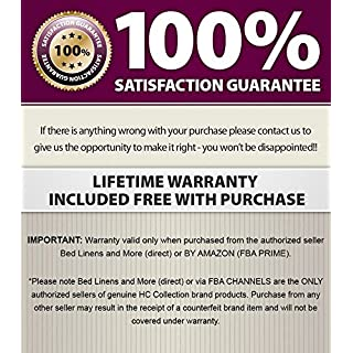 Hotel Luxury Bed Skirt/Dust Ruffle 1800 Platinum Collection-14 inch Drop/Wrinkle & Fade Resistant, (King, Gray)